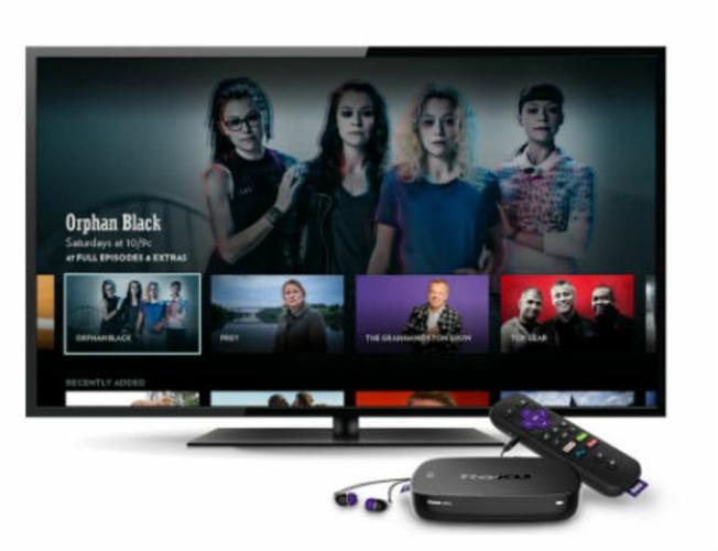 Roku TV Channels