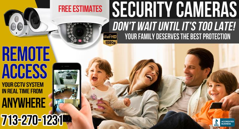 Security Systems/ new/ Home and Business