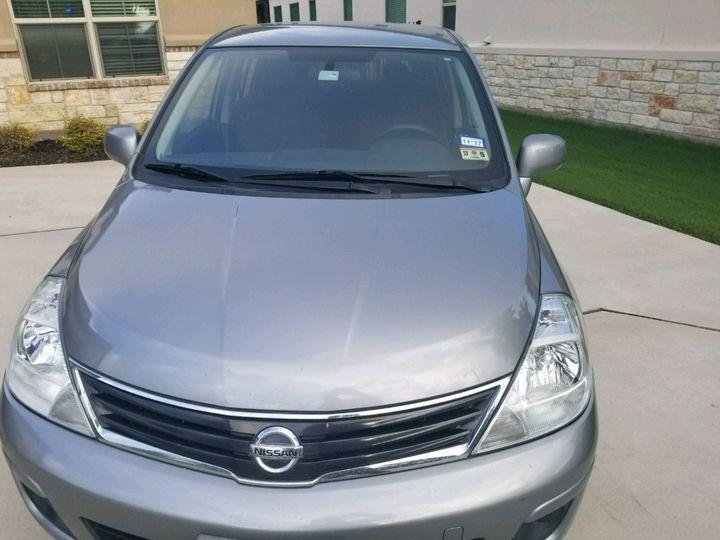 Nissan Versa 4D Hatchback S 2012