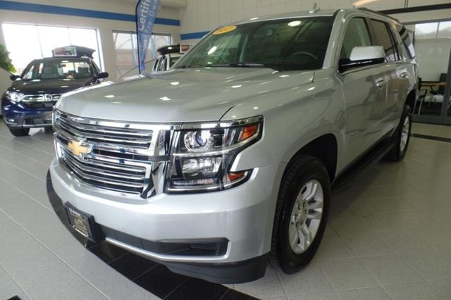 Chevrolet Tahoe LT 4x4 with NAVIGATION 2017