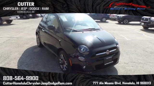 FIAT 500 Pop Hatch 2017