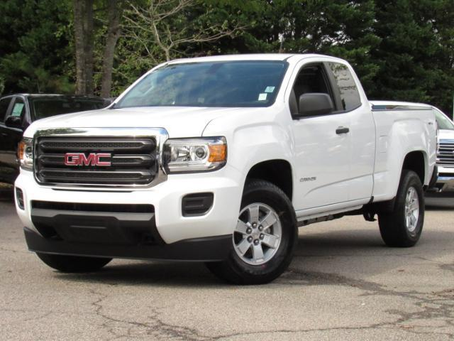 GMC Canyon 4WD Ext Cab 128.3 2018
