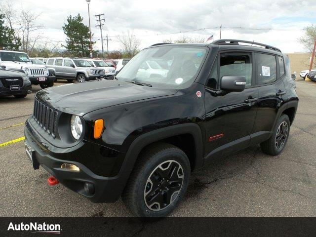 Jeep Renegade Trailhawk 2017