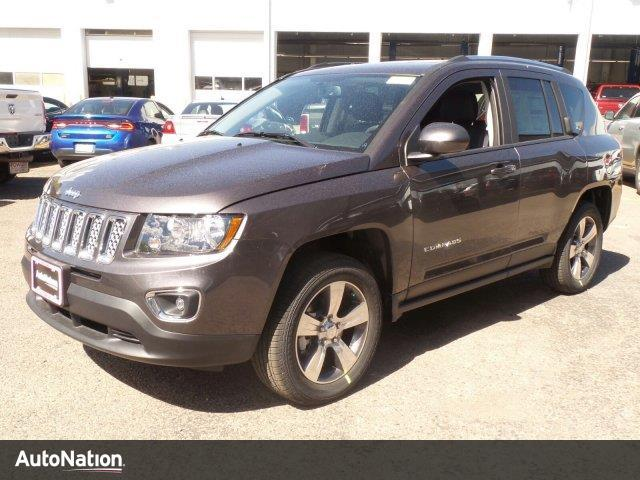 Jeep Compass High Altitude 2017