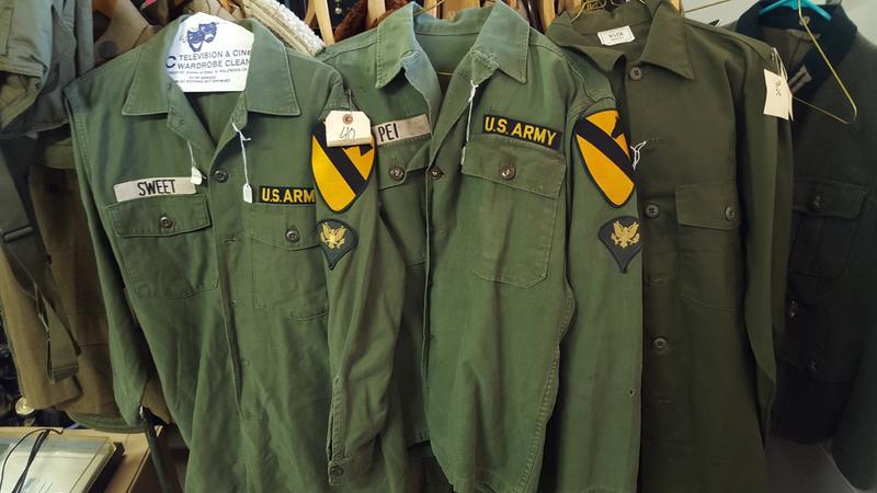 Militaria Garage Sale this Sunday!