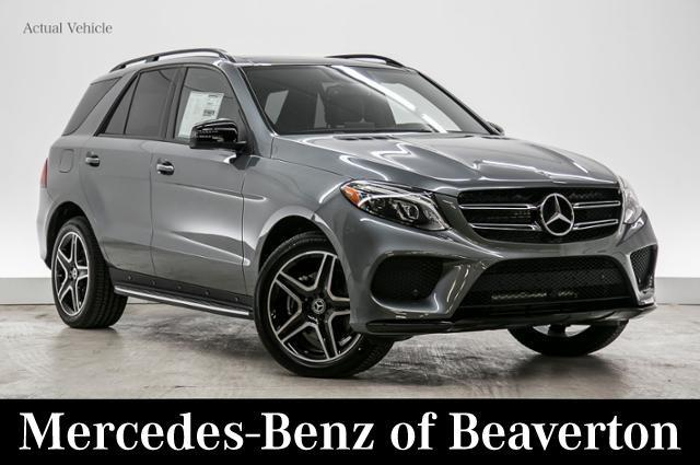 Mercedes-Benz GLE SUV 2017