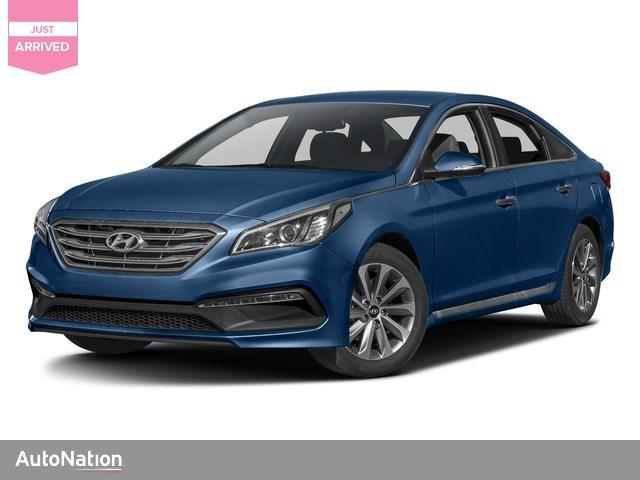 Hyundai Sonata 2.4L Sport 2016