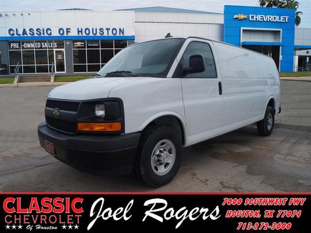 Chevrolet Express Cargo Van 3500 2017