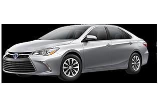 Toyota Camry Hybrid LE 2017