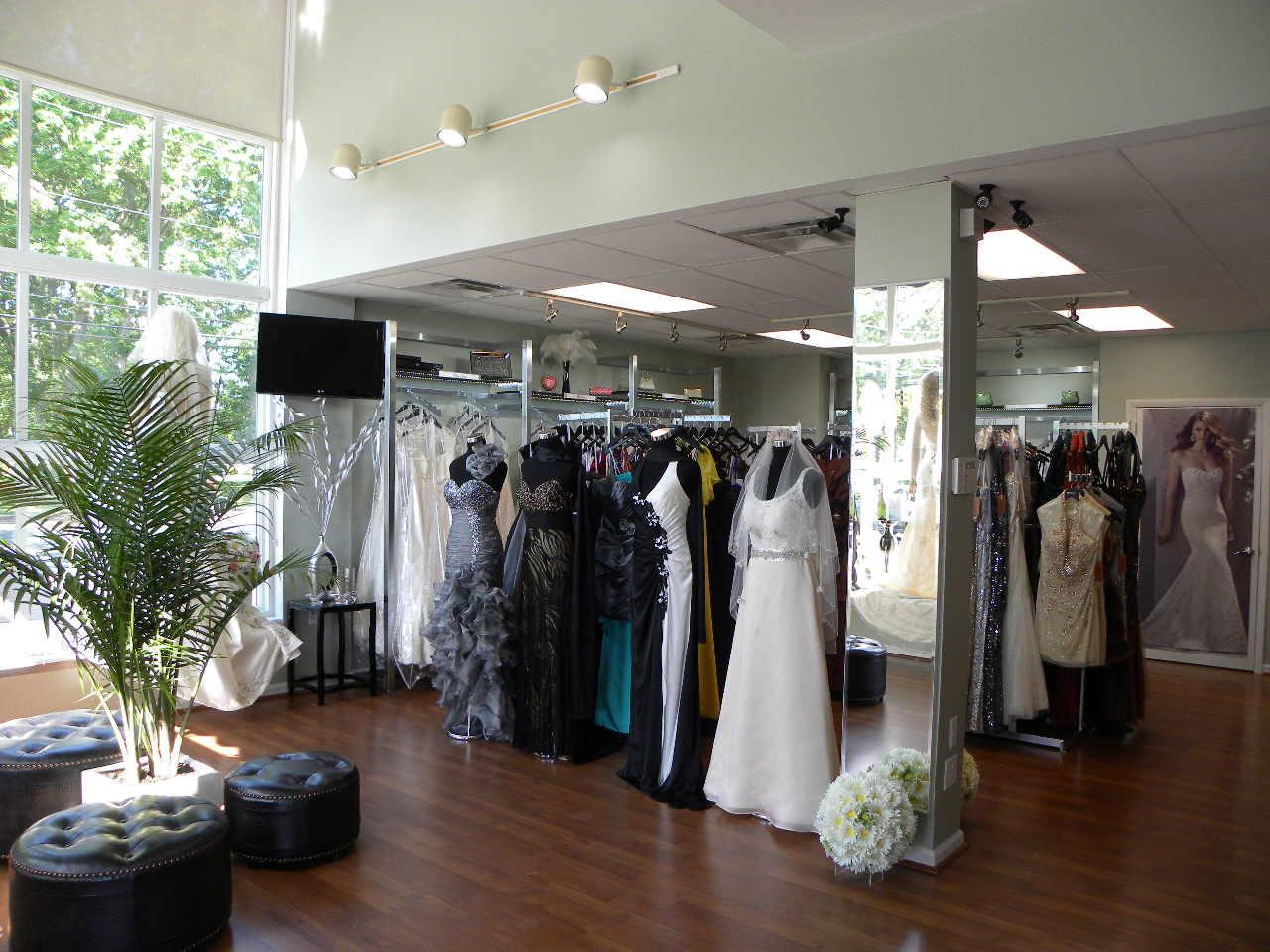 Dress 2 Impress - Bridal & Formal Boutique