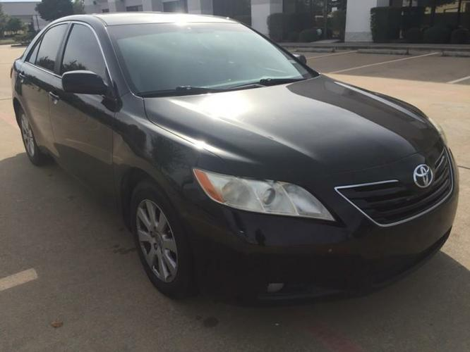 Slick looking and running 07 Toyota Camry