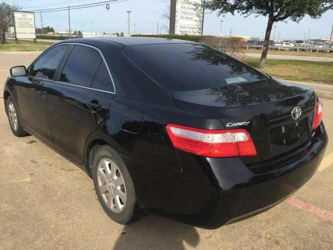 2007 toyota camry LE with only 92,200 k