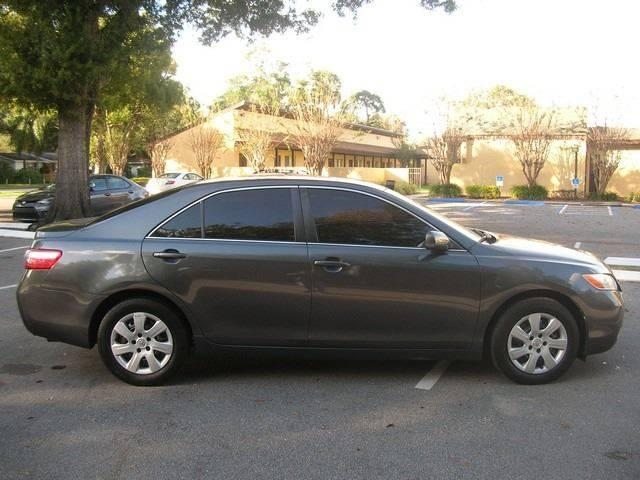 2007 toyota camry LE with only 92,200 actual miles