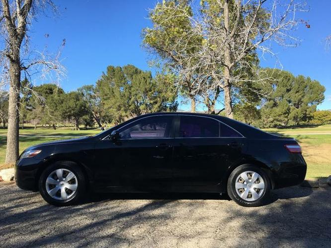 2007 Toyota Camry LE  Auto, Awd, leather int