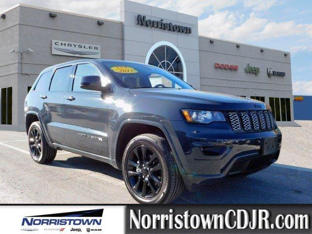 Jeep Grand Cherokee Altitude 2017
