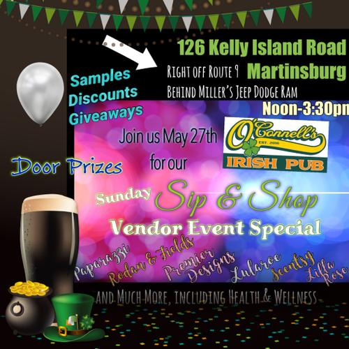 Door Prizes, Special Shopping Event