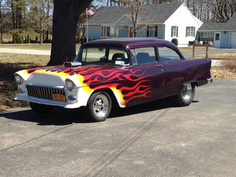 1955 chevy BIG BLOCK for sale