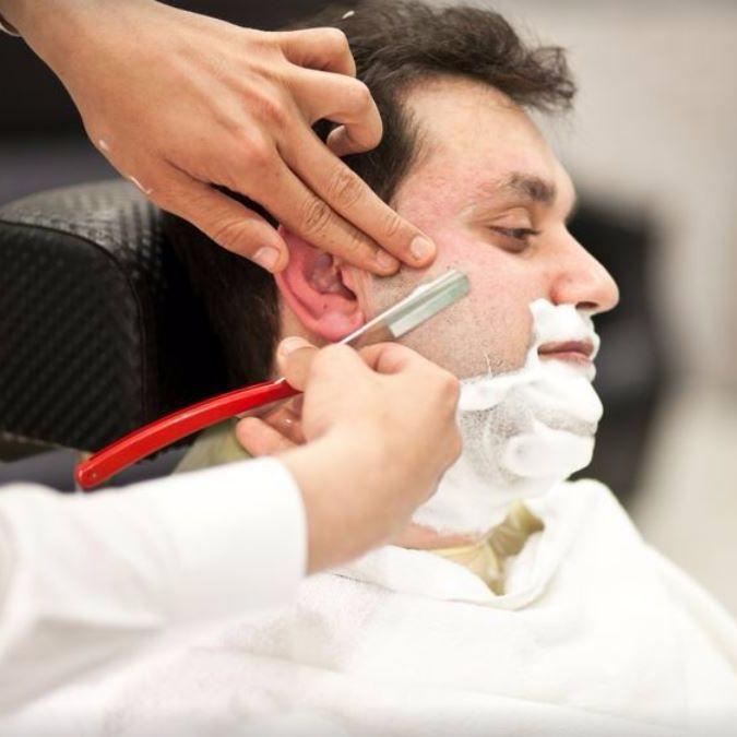 Master J's Barber shop