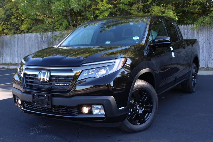 Honda Ridgeline Black Edition AWD 2017