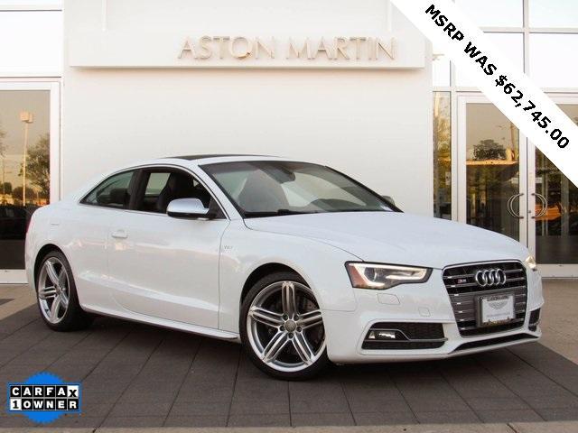 Audi S5 3.0T Prestige 2013