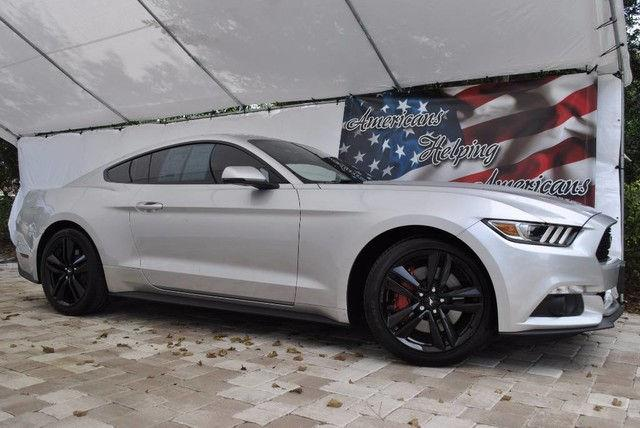 Ford Mustang ECOBOOST PREMIU 2016