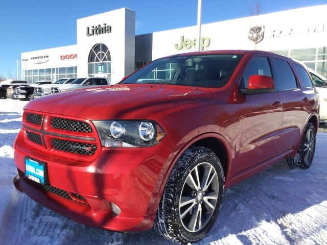 Dodge Durango SXT 2013