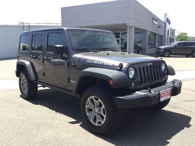 Jeep Wrangler Unlimited Unlimited Rubicon 2014
