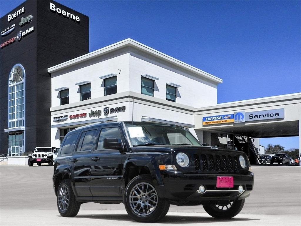 Jeep Patriot Limited 2014