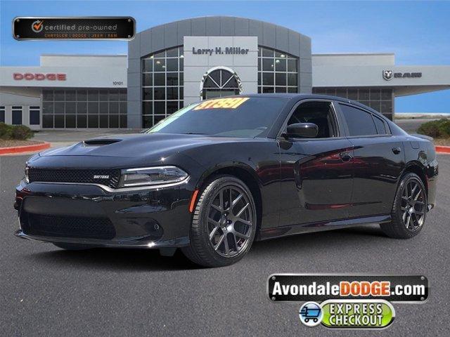 Dodge Charger Daytona 340 RWD 2017