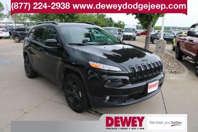 Jeep Cherokee Latitude 2016