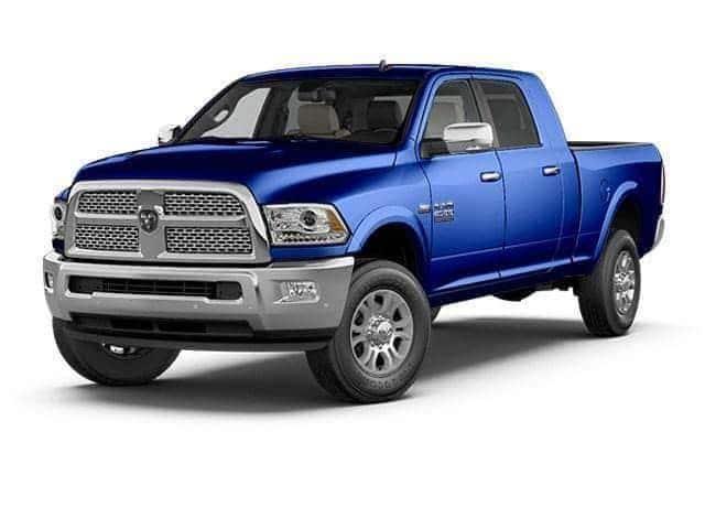 Ram 2500 LARAMIE CREW CAB 4X4 6'4 BOX 2017