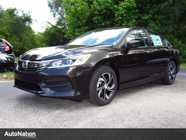 Honda Accord Sedan LX 2016