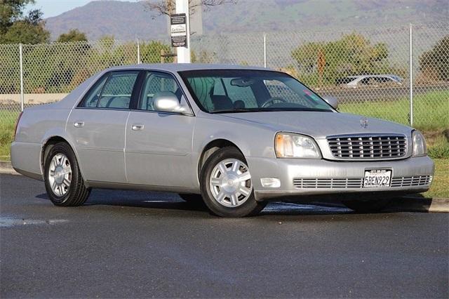 Cadillac DeVille Base 2003