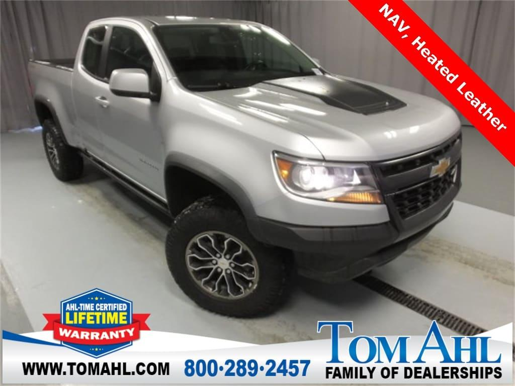 Chevrolet Colorado ZR2 Ext Cab 4x4 2017