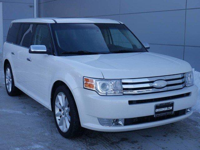 Ford Flex Limited 2012