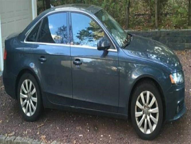 Audi A4 117000 Miles