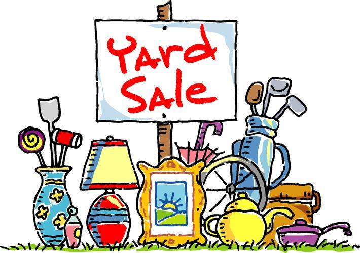 Community Garage Sale 9/24