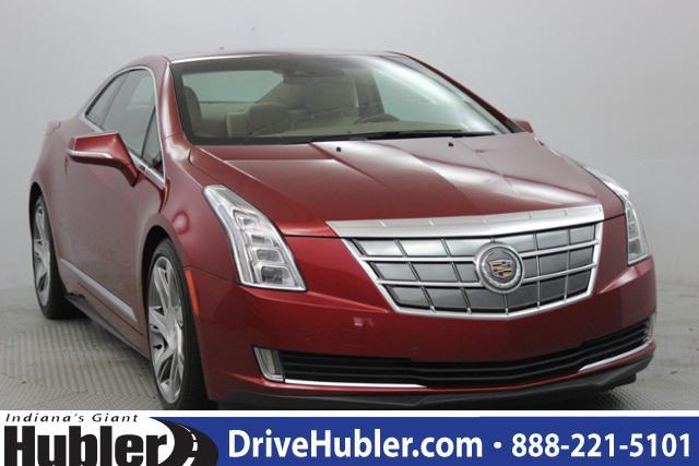 Cadillac ELR 2dr Cpe 2014