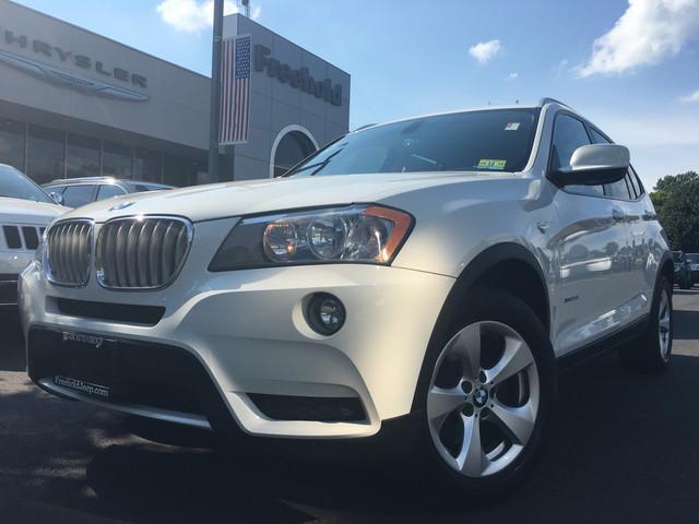 BMW X3 28i 2012