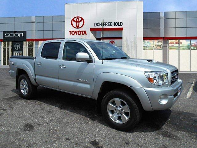 Toyota Tacoma Base 2007