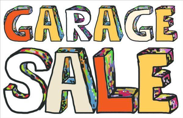 Cicno de Mayo Garage Sale!!!!