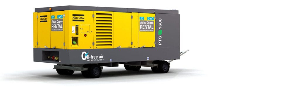 Atlas Copco Rental 844