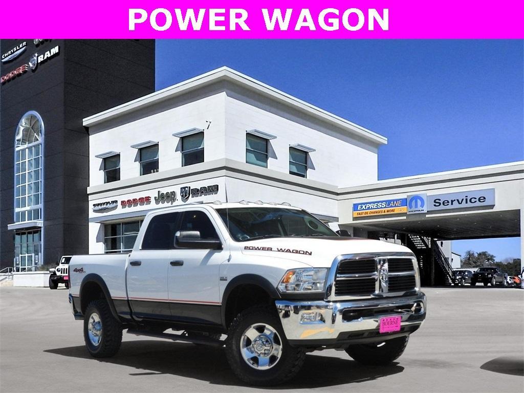 Ram 2500 Power Wagon 2012