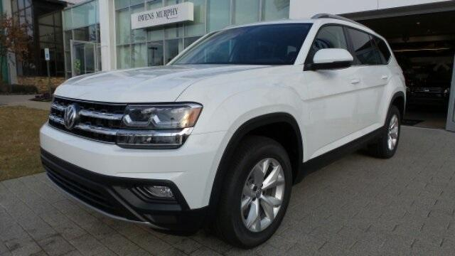 Volkswagen Atlas SE w/Technology and 4Motion 2018