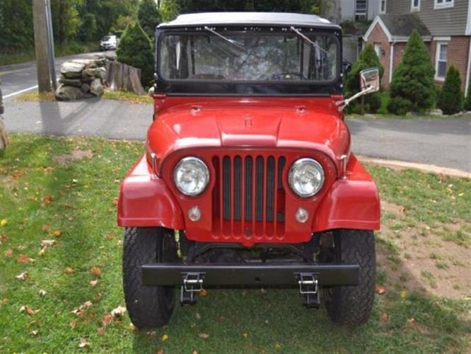 Jeep Cj-5 8600 Miles