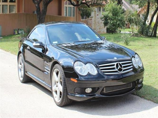 Mercedes-benz Sl-class V8 Supercharged
