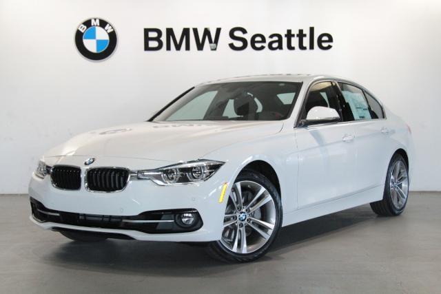 BMW 3 Series XDRIVE 2017