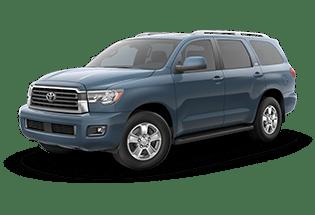 Toyota Sequoia SR5 2018