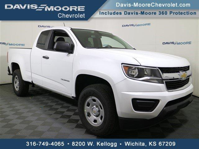 Chevrolet Colorado 2WD Work Truck Extended Cab 2018