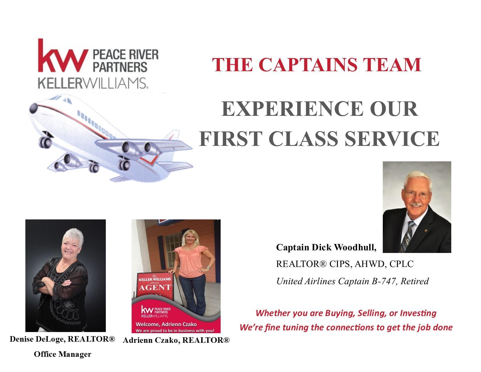 The Captain's Team - Keller Williams Realty